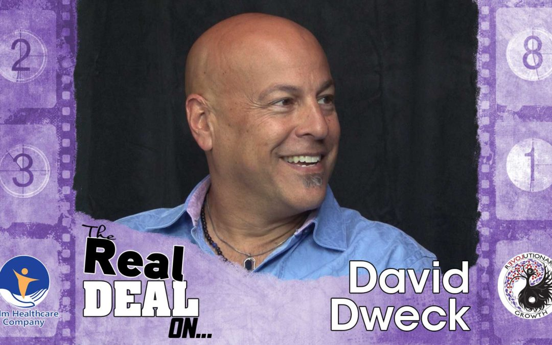 EP 04 The Real Deal On… Reinvention: David Dweck – The Victim Addiction