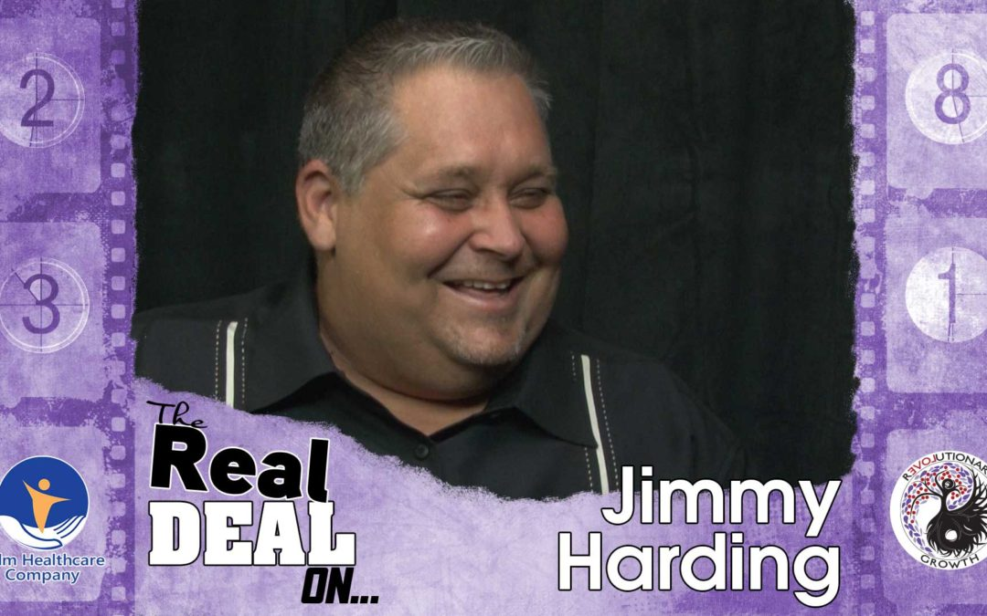 EP 05 The Real Deal On… Reinvention: Jimmy Harding – Expensive Life Lessons
